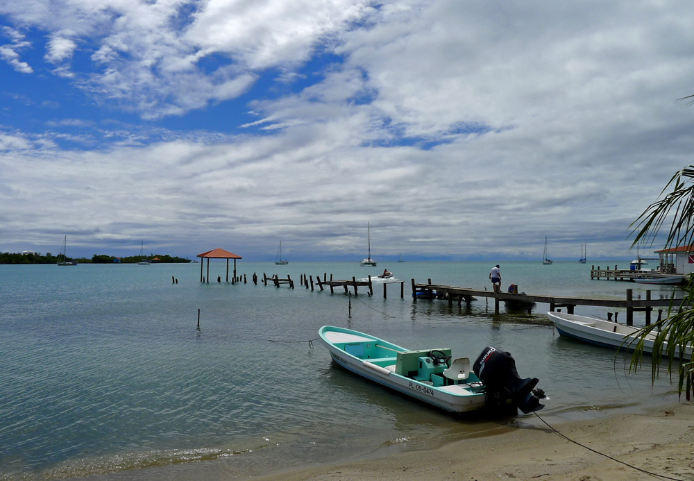 Placencia Harbor